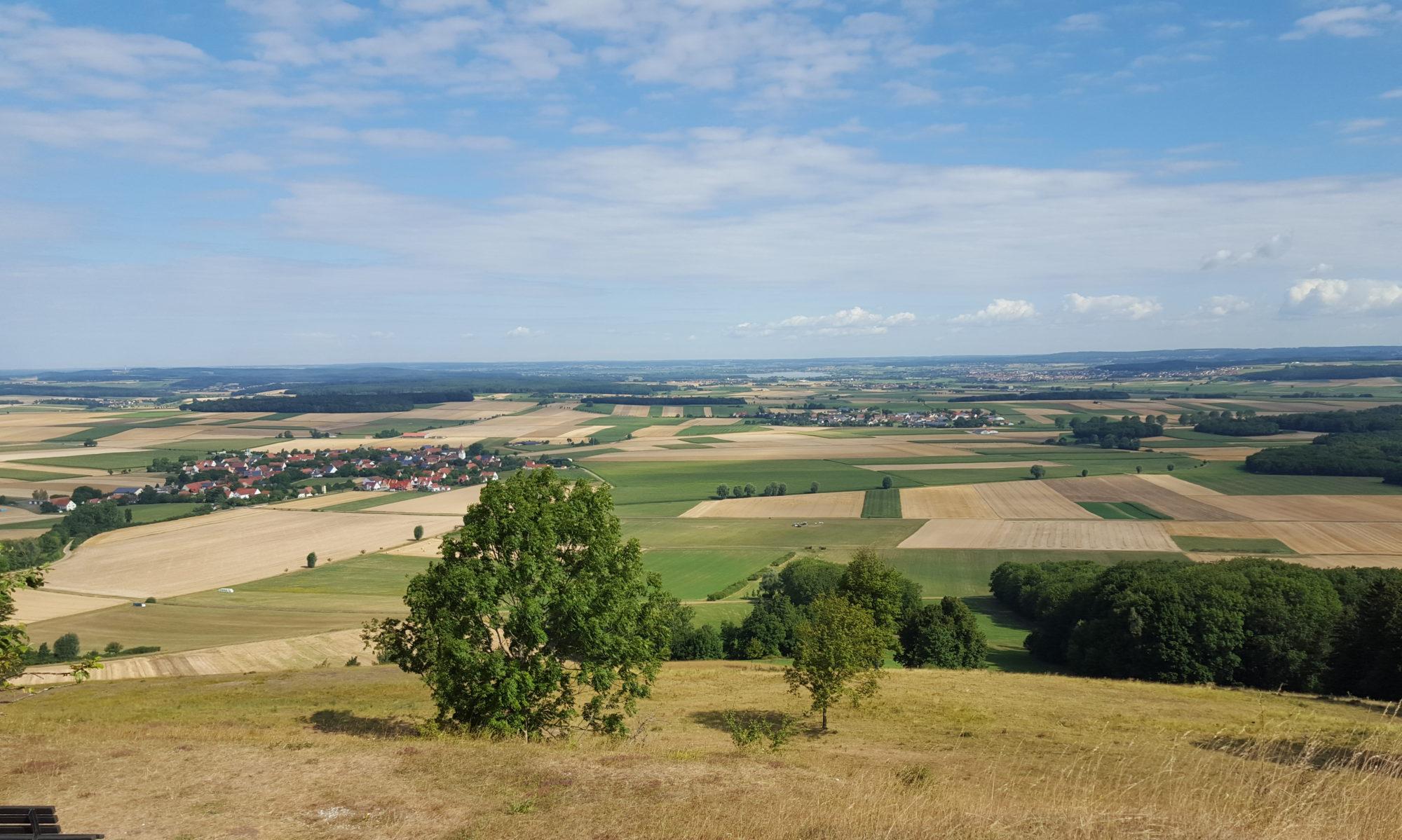 Urlaub im Fränkischen Seenland